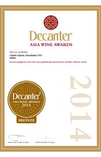 400-002-Award2014-MacchiNera